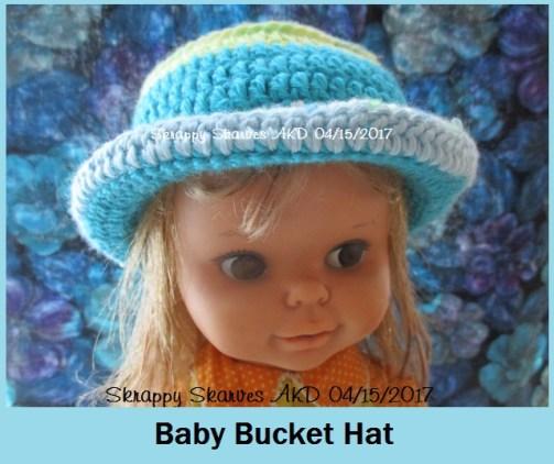 48 Baby Bucket Hat