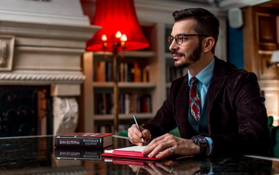 Андрей Курпатов: что мы потребляем, тем мы и становимся | Домашнее издательство Skrebeyko