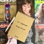 Подарок при покупке Tesoro notes | Домашнее издательство Skrebeyko