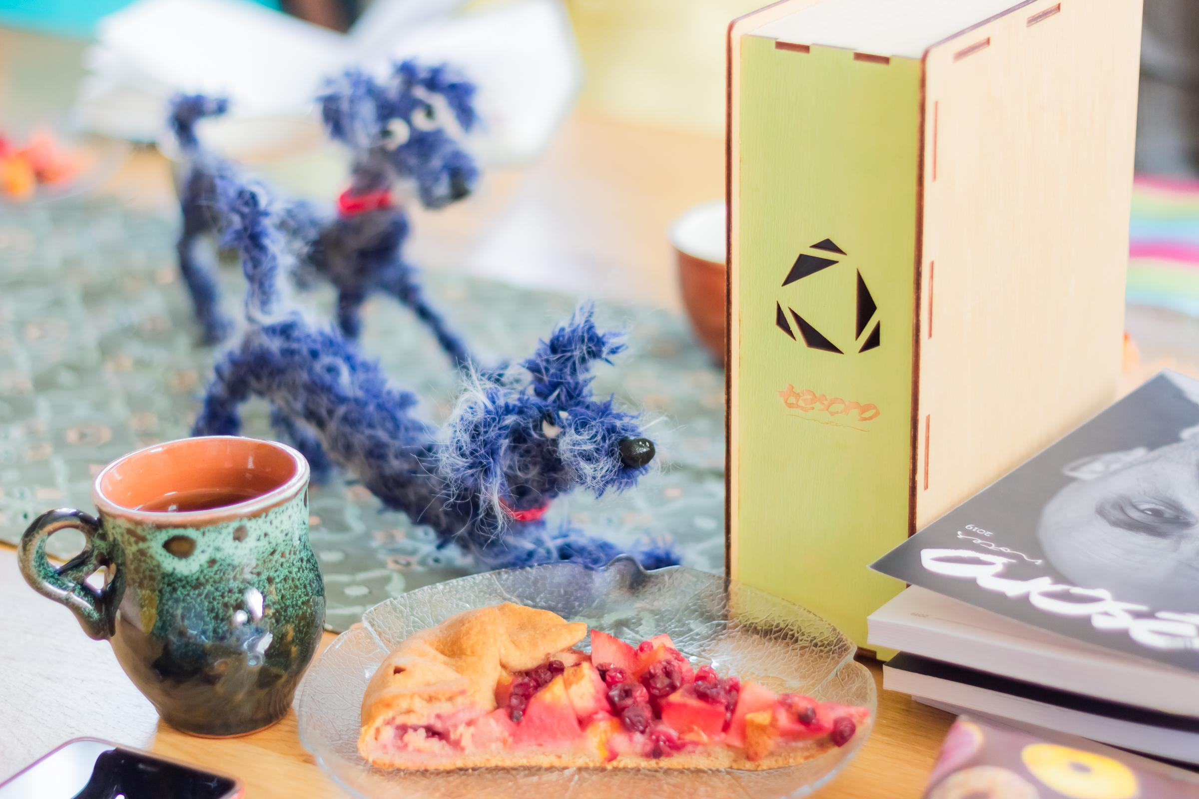 Завтрак с Tesoro notes как особый вид искусства