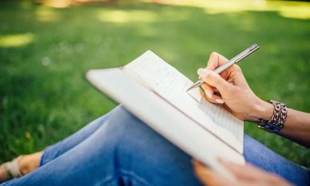 Börja eller börja om att skriva