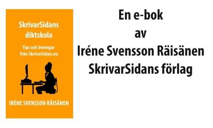 SkrivarSidans diktskola som e-bok