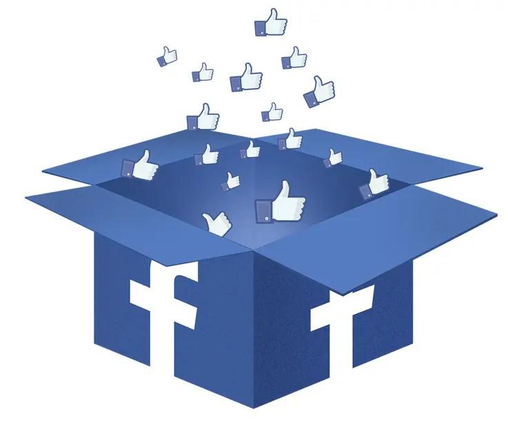 Skriv 100 ord om Facebook