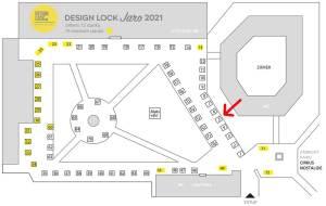 Design Lock 2021 plánek