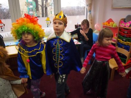Bal Karnawałowy w Przedszkolu Skrzat, grudzień 2016