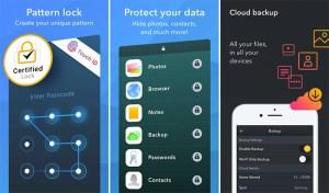 Vault App for iPhone - Best Vault App for Hide Data