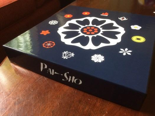 Pai Sho box