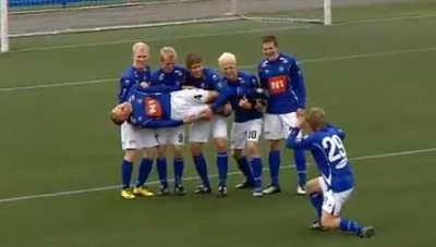 исландская футбольная команда Stjarnan