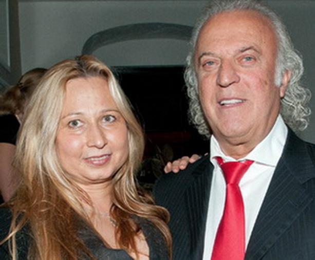 Илья Резник жена Ирина
