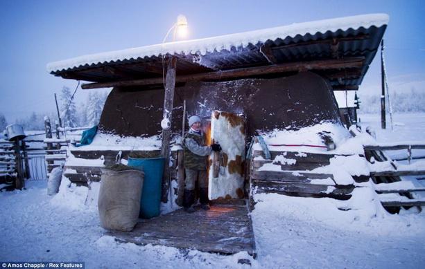 самое холодное место на Земле