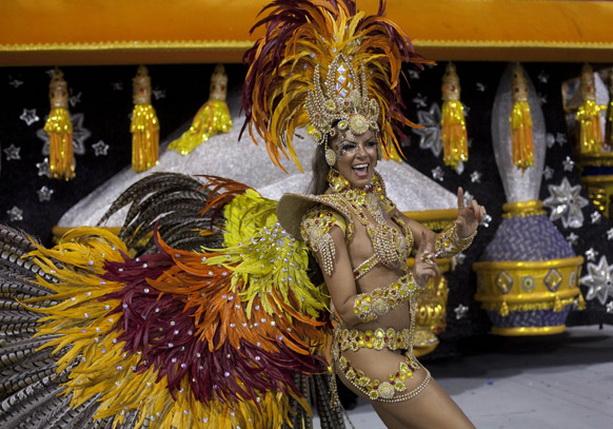 карнавал Рио-де-Жанейро