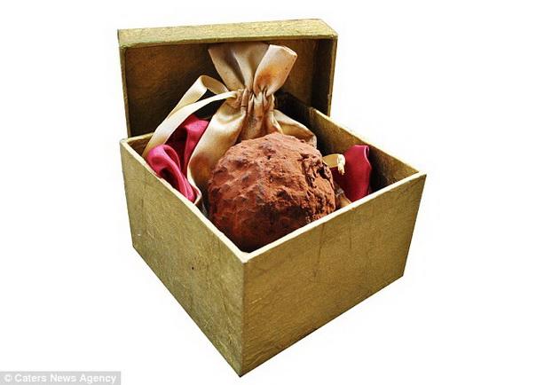 самые дорогие шоколадные конфеты от Фрица Книпшилда