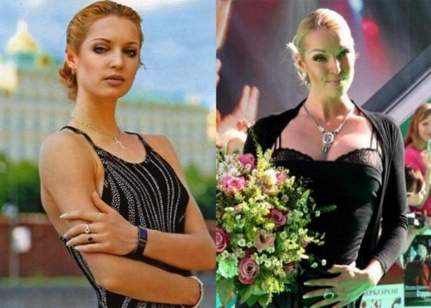 Анастасия Волочкова фото в молодости