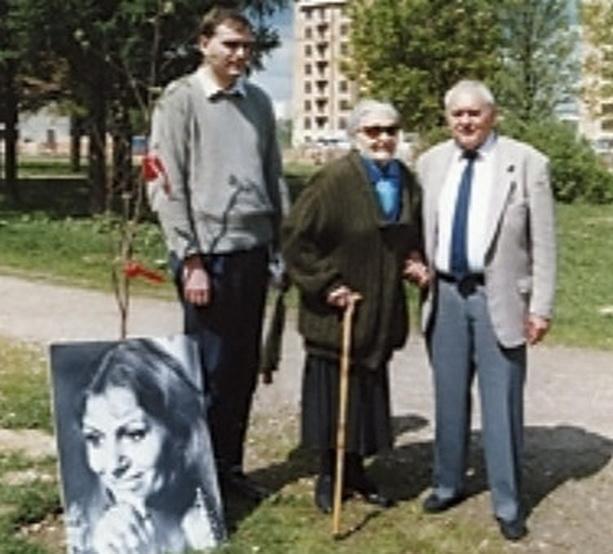 Анна Герман муж, сын Збигнев Тухольский