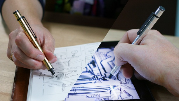 POLAR PEN - ручка и стилус