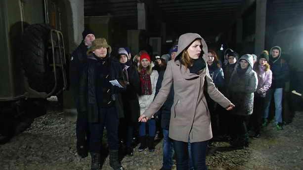 Битва экстрасенсов. 19 серия 21.01.2017 смотреть онлайн. Мерилин Керро