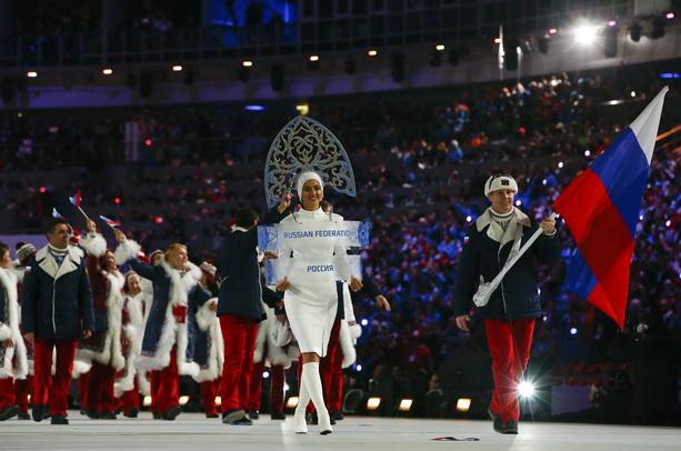 Ирина Шейк российская сборная Олимпиада