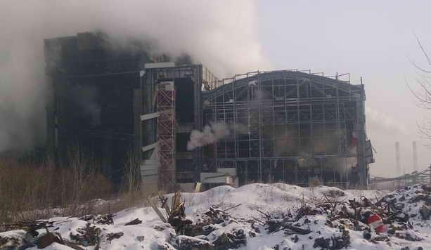 Взрыв Новокузнецкая ТЭЦ