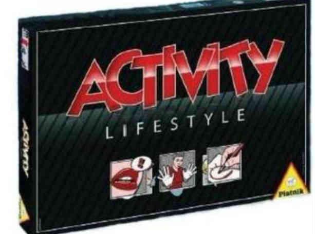 игра-викторина Activity