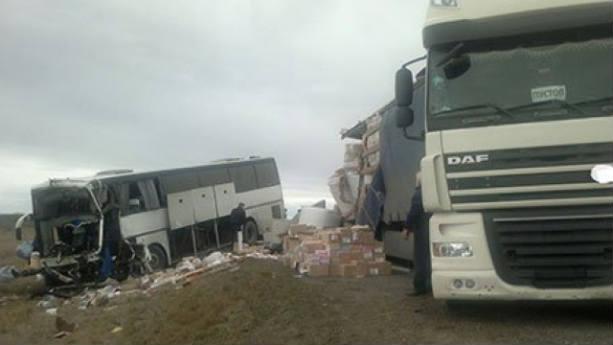 аварии под Ставрополем