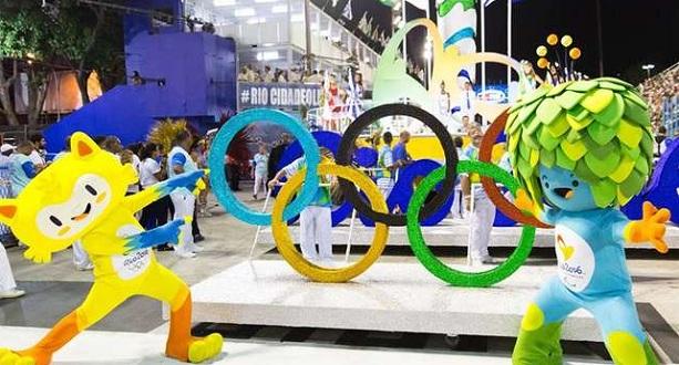 Олимпиада в Рио 2016
