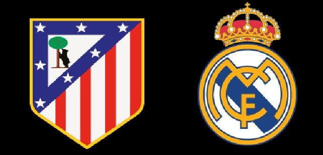 Атлетико М — Реал Мадрид