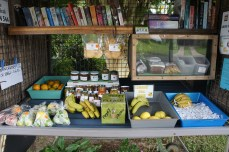 Local fruit and veg
