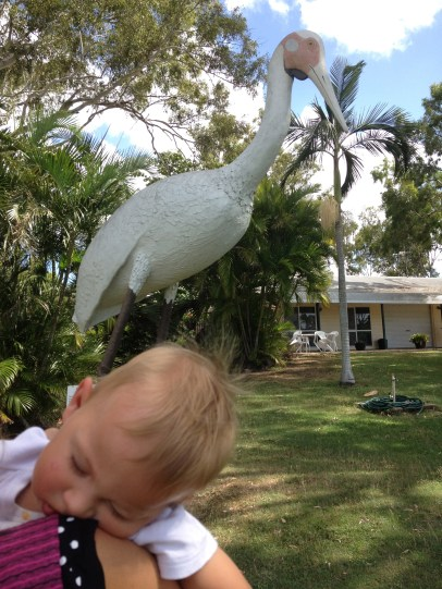 The Big Brolga - Townsville