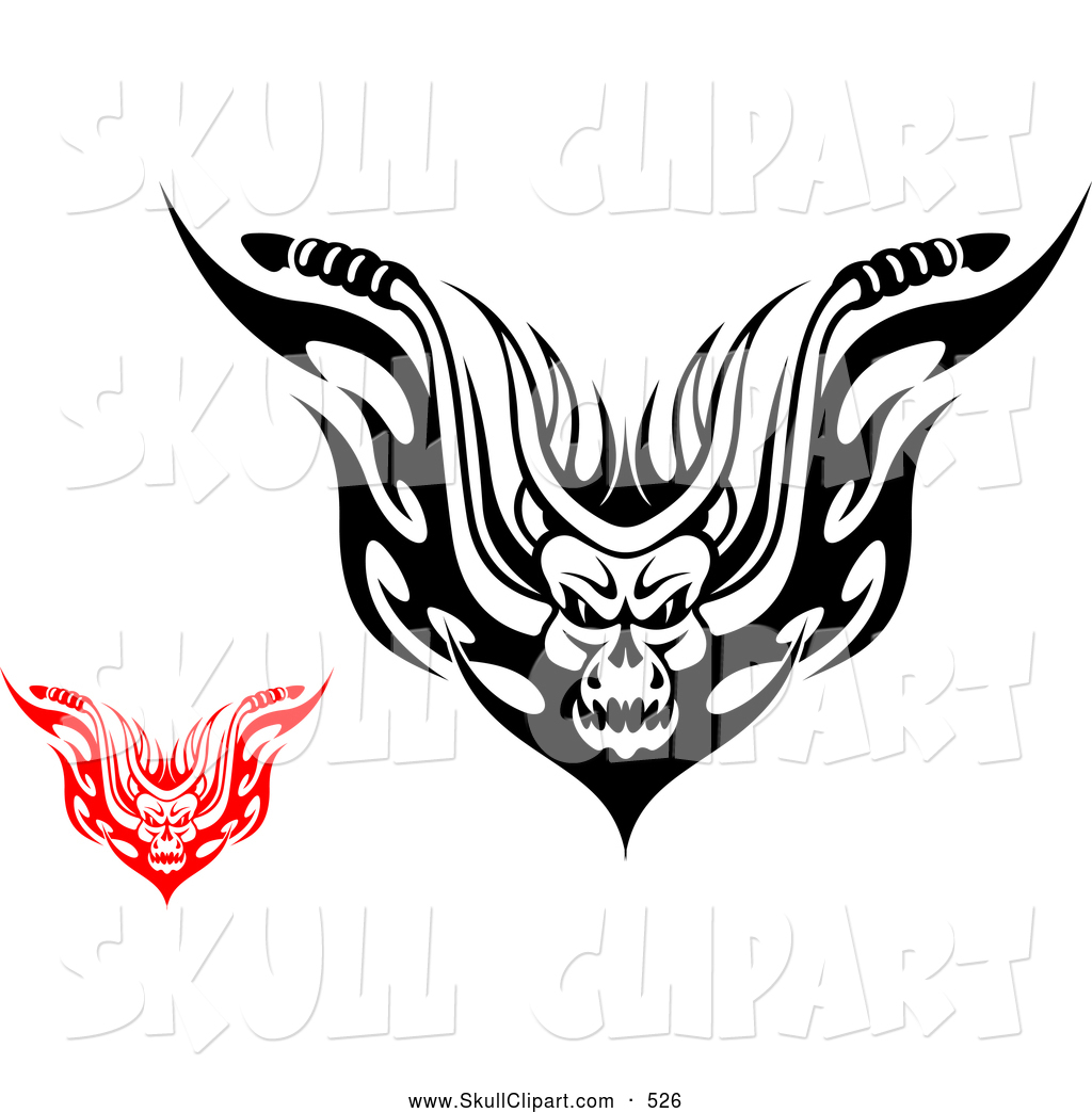 Royalty Free Stock Skull Designs Of Company Logo Designs