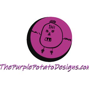 Purple Potato Logo