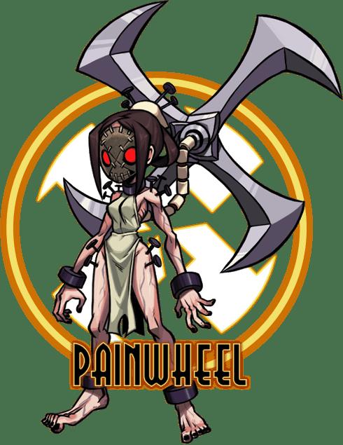 Painwheel Skullgirls 2nd Encore
