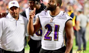 Mark Ingram Baltimore Ravens
