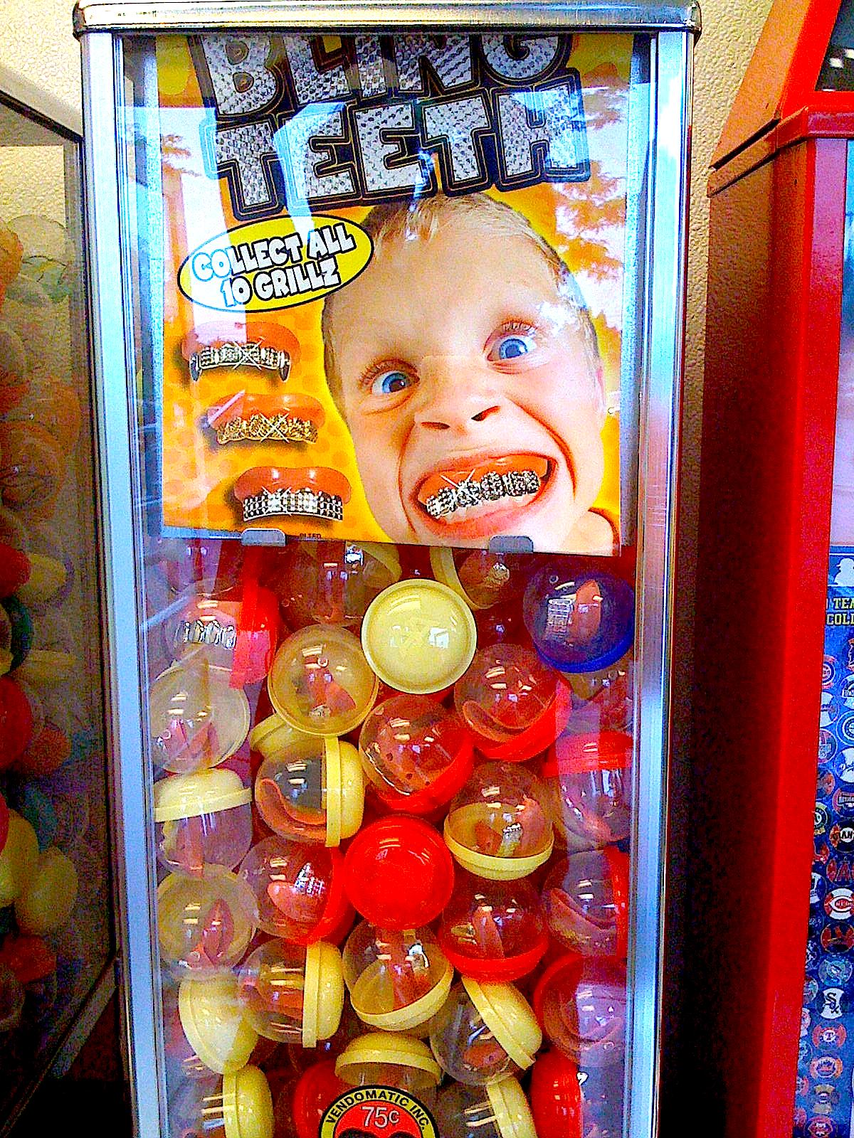 Bling Teeth!