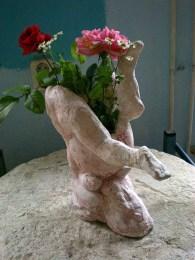 Flora 1, vase