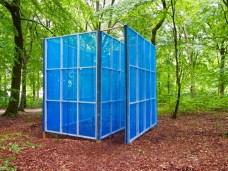 Jørgen og Edel Willerup: Blå kube