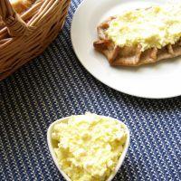 Munavoi, czyli fińskie masło jajeczne
