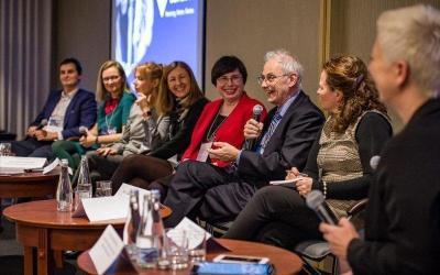 Wywiad z Prof. Davidem Clutterbuckiem z okazji Konferencji Mentoringu SUPER M w Warszawie 2017
