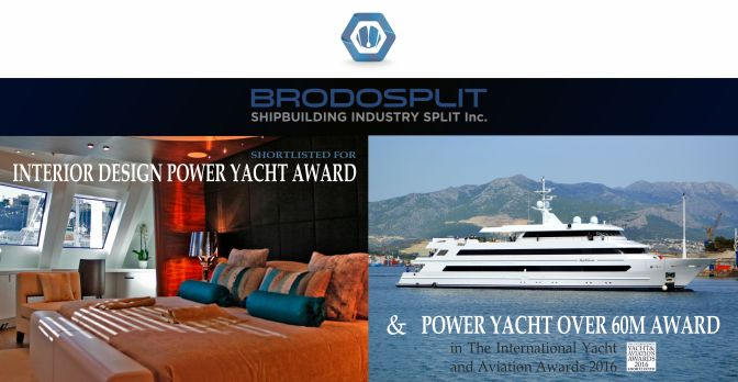 The international YACHT & AVIATION AWARDS 2016