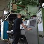 BRODOSPLIT | Izgradnja glavnog dizel motora za BRODOTROGIR