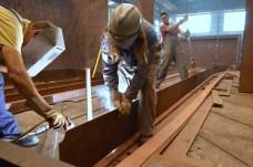 Hala predmontaže - Obrada čelika za Novogradnju 483