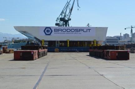 Brodosplit - Projekt MOSE - Transport, 3.9.2016. - FOTO Škveranka (5)