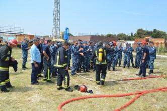 PVPG Brodosplit - Vatrogasna pokazna vjezba 14.6.2017. - FOTO Skveranka. (36)