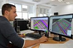 Brodosplit PROJEKT - 3D modeliranje cjevovoda i opreme u prostoru zone 341 za Novogradnju 484 u programu AVEVA