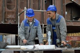 Izgradnja grupe 304 za Novogradnju 484 - Cjevari - Brodosplit NPH