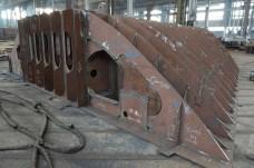 Izgradnja grupe 304 za Novogradnju 484 u 1. lođi NPH u Brodosplitu