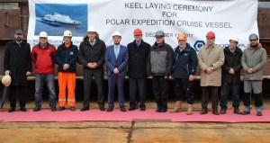 Obilježeno polaganje kobilice za Novogradnju 484 u Brodosplitu
