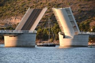 Most hrvatskih branitelja, Trogir - Čiovo