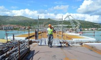 Izgradnja mosta Ciovo - FOTO Skveranka 16.5.2018