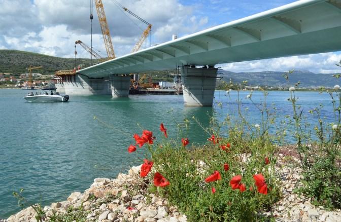 BRODOSPLIT: Izgradnja, transport, isporuka i ugradnja rasponskih segmenata čelične konstrukcije mosta Čiovo