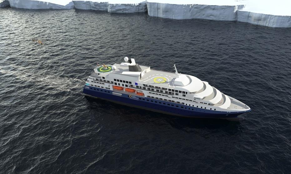 Brodosplit ugovorio najveći i najluksuzniji kruzer u svojoj klasi vrijedan 110 milijuna eura